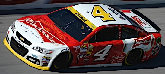 Kevin Harvick Official Website