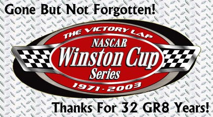 Thanks For 32 Years Of Memories Winston!